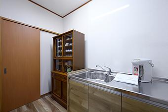 2F キッチン