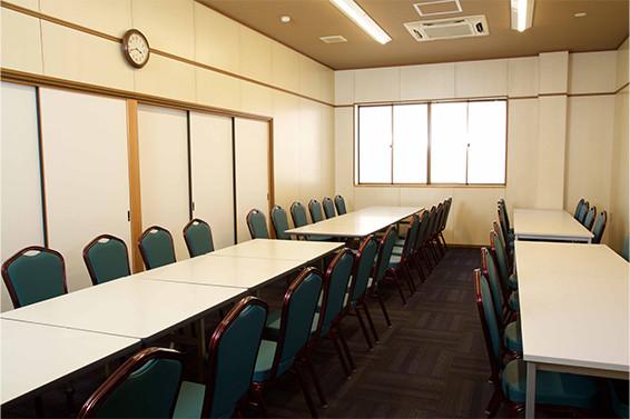 1F 会食室