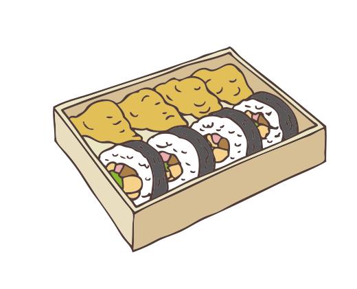火葬場~軽食